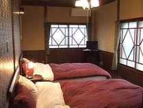 *【客室一例】渓流を望む☆和洋室15畳