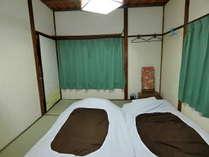 【禁煙】和室 個室 共用バス・トイレ