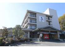 吉良観光ホテル 玄関