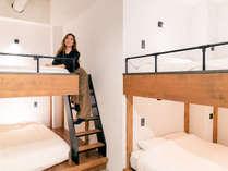 01_デラックスアパートメント/ベッドペース