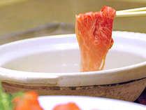 【すき焼きorしゃぶしゃぶ】お好きなお鍋チョイス♪