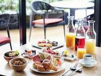 【朝食ビュッフェ】優雅な一日は充実した朝食から(イメージ)