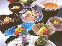 秋の会席料理イメージ