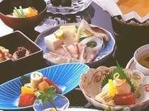 京会席料理のイメージ