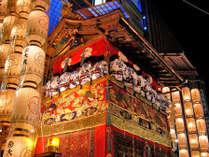 祇園祭宵山の鉾