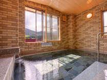*【大浴場(男性)】日本有数のアルカリ単純泉!『白馬八方温泉』で癒しのひと時を。