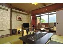 平成27年6月露天風呂付客室リニューアル!早雲山と緑に囲まれた静かなお部屋