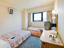 【エコノミーツイン】カップルでのご宿泊におすすめのお部屋です♪