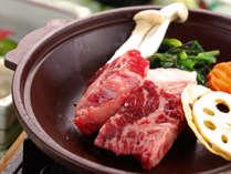 旨みたっぷり♪肉はやっぱり新潟牛★ちょっと贅沢にグレードアップ
