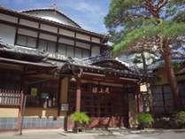 尾上の湯旅館