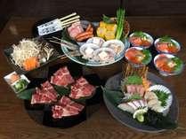 【じゃらん限定】1泊2食おいしい!満腹&大満足の滋賀で味わう「北海道の恵みコース付」プラン