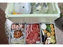 滋賀牛&名物鳥味付けBBQ&朝食配達付き/ビーチ目の前/手ぶらでGO/大コテージ