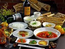 Dinner-どこかホッとする欧風家庭料理