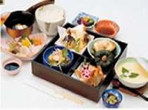 松花堂(梅)の夕食付きプラン<2食付>