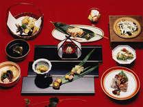 ◆冬季限定◆風情ある、銀世界の貴船へ…ひろ文で冬の京会席を食す。