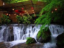 ◆川床会席◆5月~9月限定!涼やかに川床でお食事を。
