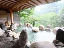 ホテルニューおおるりの露天風呂