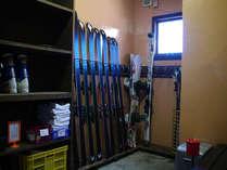 スキー&スノーボード乾燥室