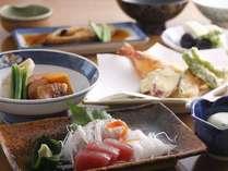 【じゃらん・平日限定】冬だけど、カニはいらない!プリプリ新鮮!丹後産魚介類コース!琴引プラン