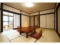 【客室】★別館★和室:8畳4部屋・10畳2部屋/一例