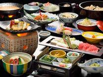 【2食】和会席・料理長おすすめコース(一番人気!)