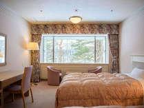 スタンダードツイン/36平米/シンプルで居心地の良いツインルームです。