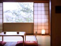 和室/12畳。大人数でもご利用いただけるお部屋です。