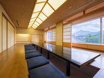 個室宴会場。8~20名様までの個室宴会場を4部屋ご用意しております。