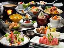 季節の和会席料理/和食料理長おすすめコース(一番人気!) 2017年度