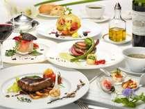 高級食材をふんだんに使用した王道フレンチフルコース/プレミアムコース