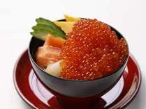 【室数限定!】海の幸たっぷり「豪快海鮮盛丼」朝食付きプラン♪