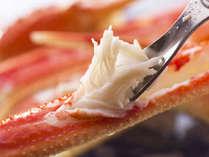 【カニ4品】カニ刺し、カニすき、陶板焼きで♪満腹満足かにプラン