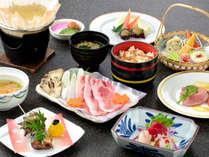 (10月限定日本一受賞米提供)お気軽に海の幸をお楽しみいただく会席コース