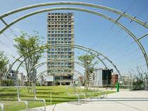 渋谷の新ランドマーク「MIYASHITA PARK」直結の公園一体型ホテル