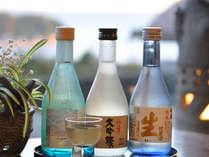 能登には新鮮な海山の幸と旨い酒がある…地元酒蔵の酒三種を呑み比べる【とことん能登づくし会席】プラン♪