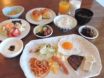 *【朝食バイキングイメージ】パン派の人も、ご飯派の人も大満足★