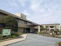 外観/あしがら温泉里山の湯でリフレッシュ!富士山一望の展望風呂が自慢!