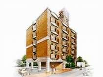 ◆サンシティホテル2号館◆佐賀駅より徒歩5分!閑静な住宅街に佇むホテル♪