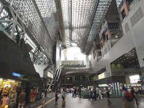 【早割10プラン】10日前までのご予約で<300円OFF>早めの予約でお得に泊まる!京都駅から<徒歩1分>