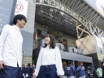 【京都駅】まで<徒歩1分>!観光・ビジネス、どこへ行くにもアクセス抜群です☆
