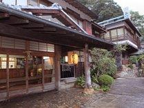 紀州材を用いた歴史ある木造建築