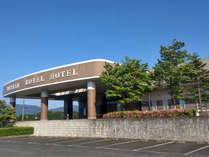 MEIHAN ROYAL HOTEL 外観