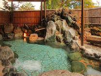 【露天風呂】修善寺温泉は日本百名湯にも選ばれ、美肌の湯として人気です。