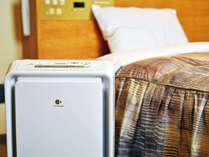 【客室】全客室に空気清浄機を設置いたしました