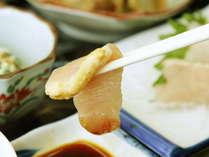 鮮度が命!『鶏刺身』を美味しく味わえます!