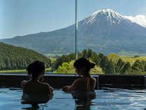自家源泉天然温泉は女性には嬉しい、肌にやさしいPh9.8のアルカリ性の泉質です