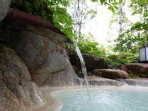 白骨温泉で唯一無料の貸切露天風呂がどなた様でも30分ご利用いただけます!