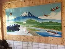 銭湯ペンキ絵師 田中みずきさんから描いていただいた作品