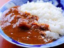 ◆朝食◆スパイスの効いたカレーも、おかわり自由♪ 朝からいっぱい食べて元気チャージ!