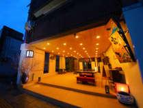 """◆外観◆人吉温泉の中心地にあるので、""""ビジネス""""にも""""観光""""にも便利です♪"""